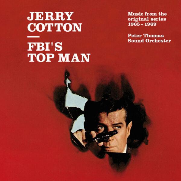 Jerry Cotton - FBI's top man