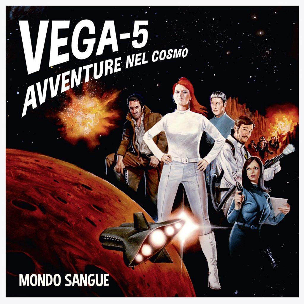 Mondo Sangue - VEGA-5