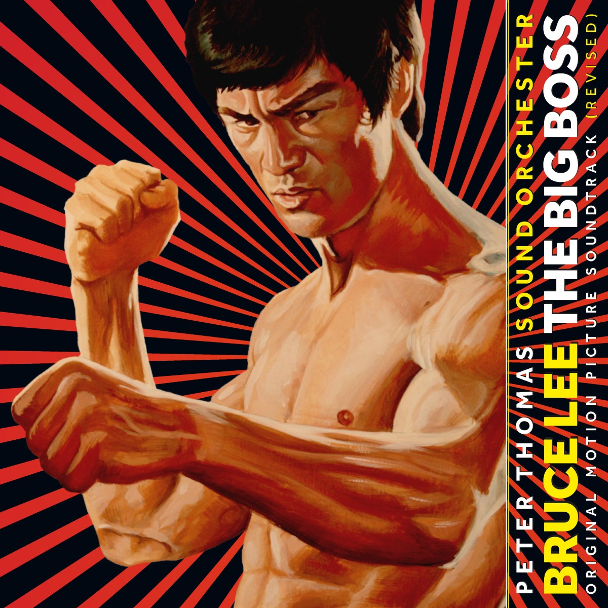 Bruce Lee: The Big Boss