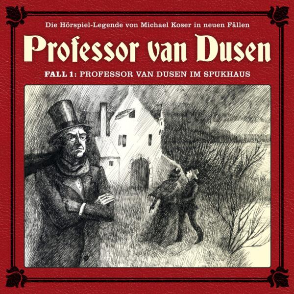Professor van Dusen im Spukhaus