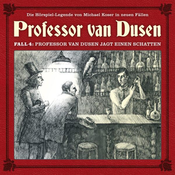 Professor van Dusen jagt einen Schatten