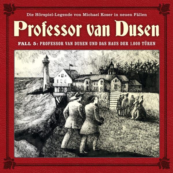 Professor van Dusen und das Haus der 1.000 Türen