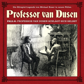 Professor van Dusen schlägt sich selbst