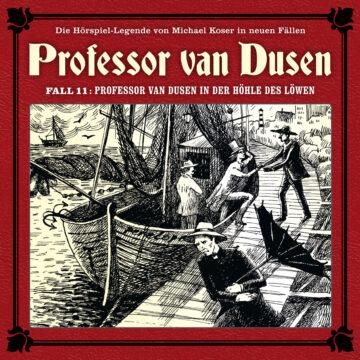 Professor van Dusen in der Höhle des Löwen