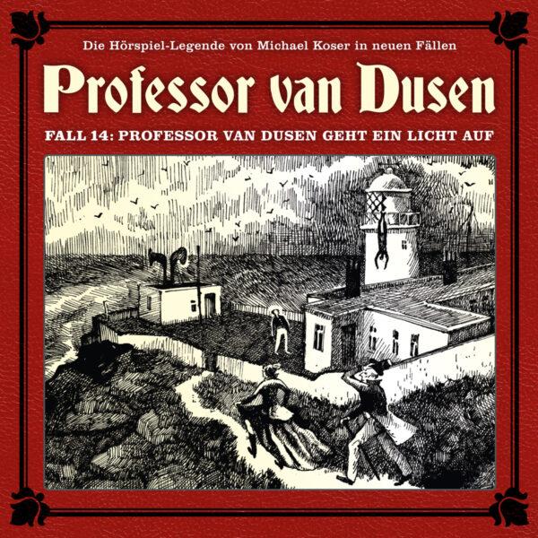 Professor van Dusen geht ein Licht auf