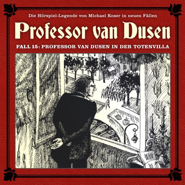 Professor van Dusen in der Totenvilla