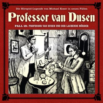 Professor van Dusen und der lachende Mörder