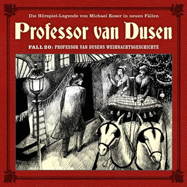 Professor van Dusens Weihnachtsgeschichte