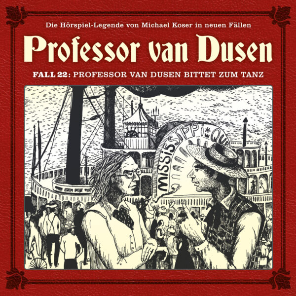 Professor van Dusen bittet zum Tanz