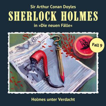Holmes unter Verdacht