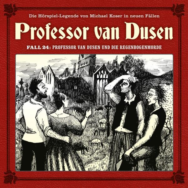 Professor van Dusen und die Regenbogenmorde