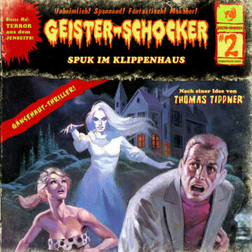 Geister-Schocker (2): Spuk im Klippenhaus