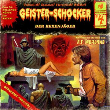 Geister-Schocker (4): Der Hexenjäger
