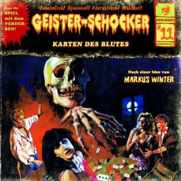 Geister-Schocker (11): Karten des Blutes