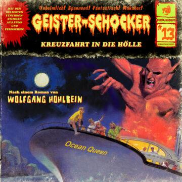 Geister-Schocker (13): Kreuzfahrt in die Hölle