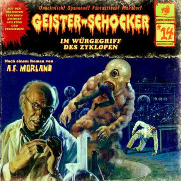 Geister-Schocker 14: Im Würgegriff des Zyklopen