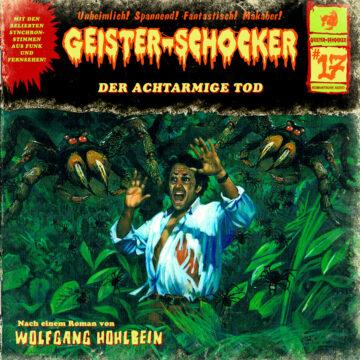 Geister-Schocker (17): Der achtbeinige Tod