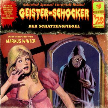 Geister-Schocker (20): Der Schattenspiegel