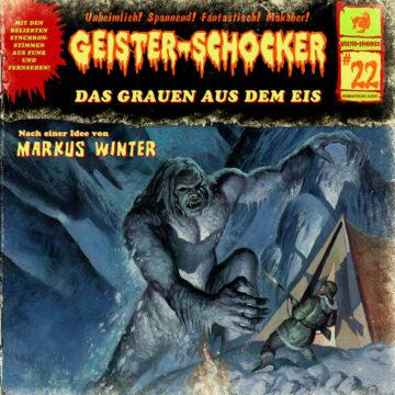 Geister-Schocker (22): Das Grauen aus dem Eis