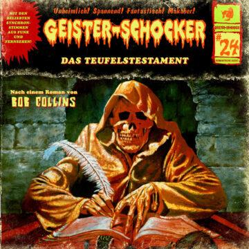 Geister-Schocker (24): Das Teufelstestament