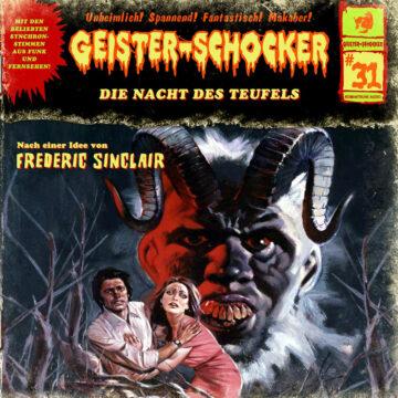 Geister-Schocker (31): Die Nacht des Teufels