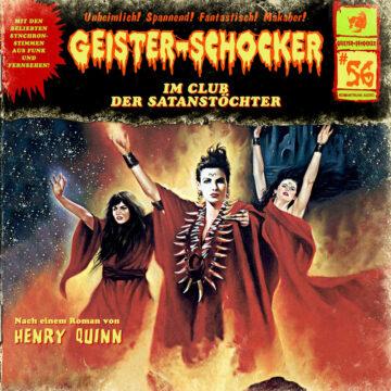 Geister-Schocker (56): Im Club der Satanstöchter
