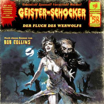 Geister-Schocker (58): Der Fluch des Werwolfs