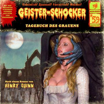 Geister-Schocker (59): Tagebuch des Grauens