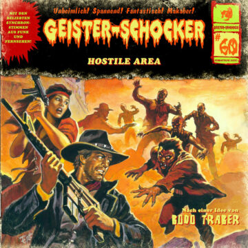 Geister-Schocker (60): Hostile Area