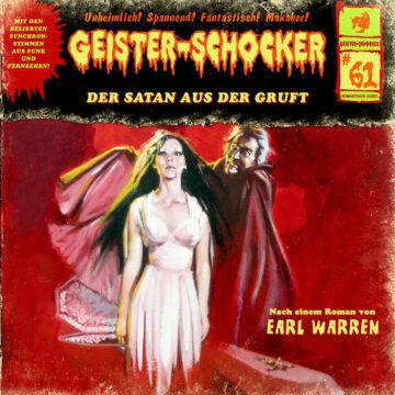 Geister-Schocker (61): Der Satan aus der Gruft