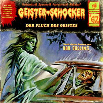 Geister-Schocker (62): Der Fluch des Geistes