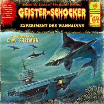 Geister-Schocker (64): Experiment des Wahnsinns