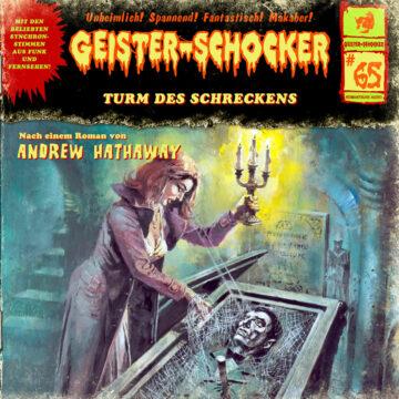 Geister-Schocker (65): Turm des Schreckens