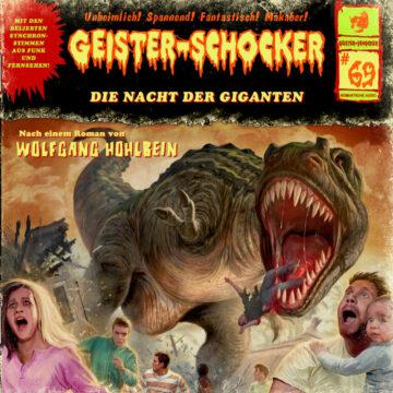 Geister-Schocker (69): Die Nacht der Giganten