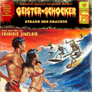Geister-Schocker (70): Strand des Grauens