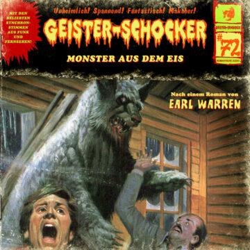 Geister-Schocker (72): Monster aus dem Eis