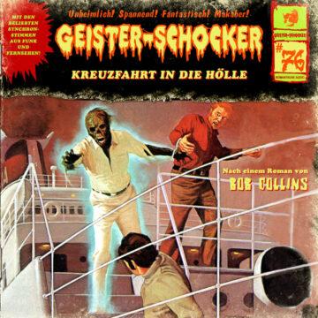 Geister-Schocker (76): Kreuzfahrt in die Hölle