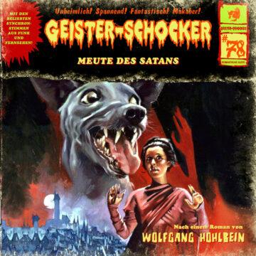 Geister-Schocker (78): Meute des Satans