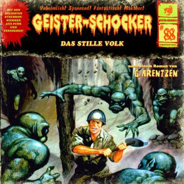 Geister-Schocker (88): Das stille Volk