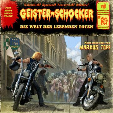 Geister-Schocker (89): Die Welt der lebenden Toten