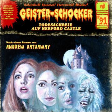 Geister-Schocker (91): Todesschreie auf Herford Castle