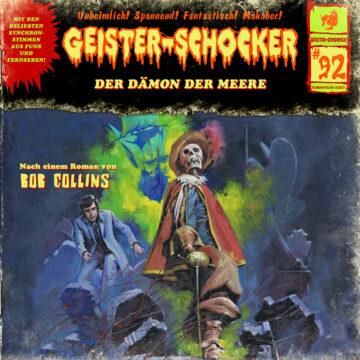 Geister-Schocker (92): Der Dämon der Meere