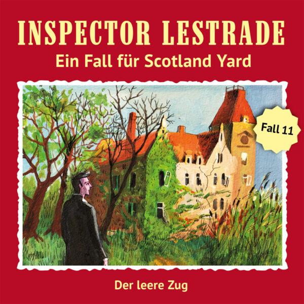 Inspector Lestrade: Der leere Zug (Fall 11)
