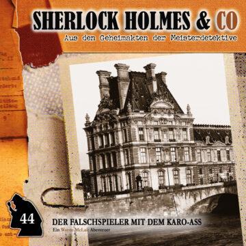 Sherlock Holmes und Co. 44: Der Falschspieler mit dem Karo-Ass