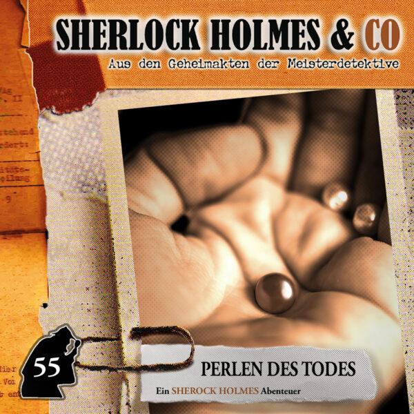 Sherlock Holmes und Co. 55: Perlen des Todes