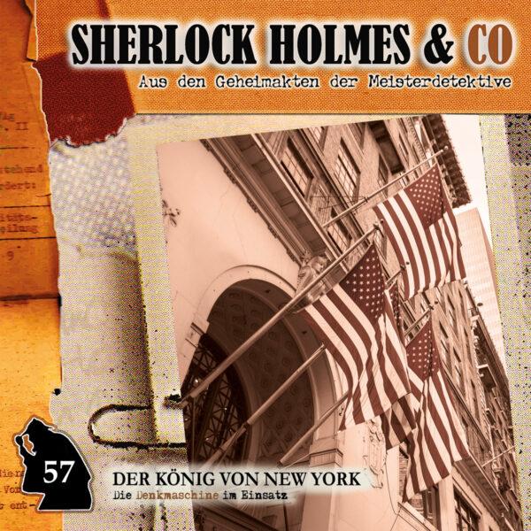 Sherlock Holmes und Co. 57: Der König von New York