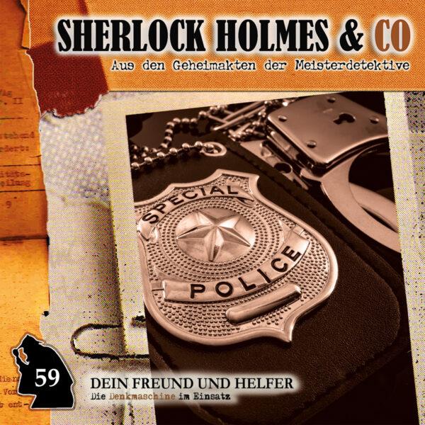 Sherlock Holmes und Co. 59: Dein Freund und Helfer