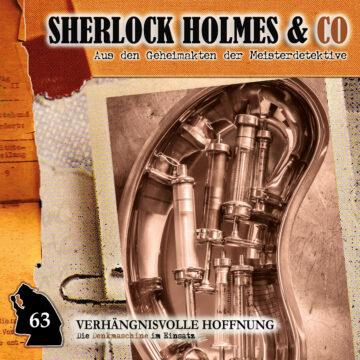 Sherlock Holmes und Co. 63: Verhängnisvolle Hoffnung