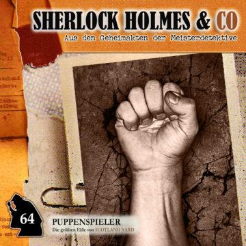 Sherlock Holmes und Co. 64: Puppenspieler