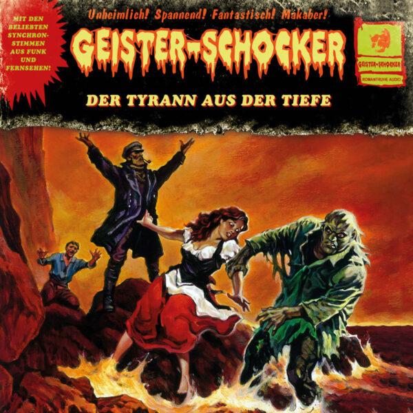 Geister-Schocker: Der Tyrann aus der Tiefe LP